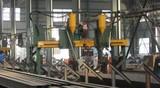 H型钢龙门埋弧焊接机