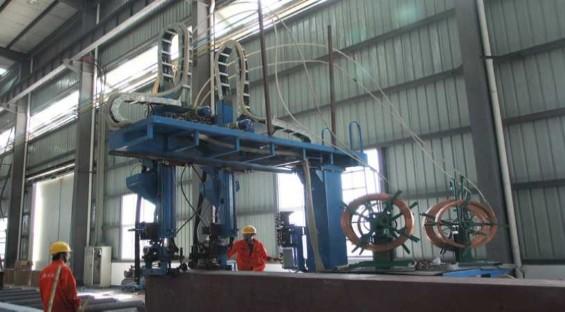 JZM150悬臂式埋弧焊机