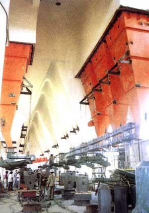 马来西亚金狮集团MEGASTEEL钢厂