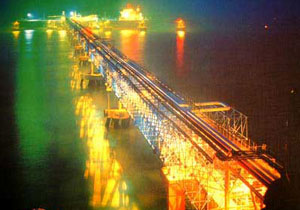 汕头5万吨级油气码头