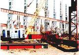 哈尔滨锅炉厂60万KW厂房吊装现场