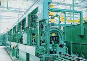 巴西福特汽车生产线安装工程
