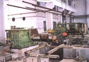 郑州中原铝厂铝带轧机