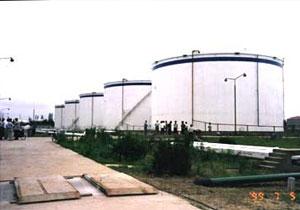 上海浦东国际机场高桥油库